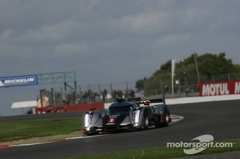 #1 Audi Sport Team Joest Audi R18 TDI: Timo Bernhard, Marcel Fssler