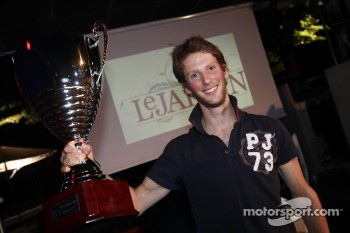 Romain Grosjean, 2011 GP2 Series Champion