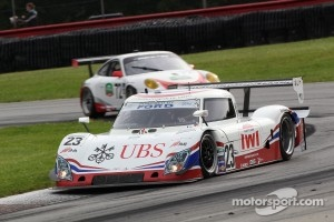 #23 Michael Shank Racing Ford Riley: Mark Blundell, Zak Brown