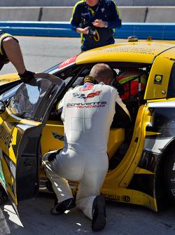 #3 Chevrolet Corvette C6 ZR1: Olivier Beretta, Tom Milner