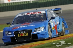 #18 Filipe Albuquerque (Audi Sport Team Rosberg / TV Movie Audi A4 DTM (2008))