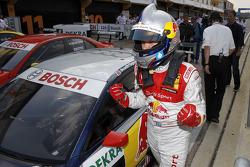 #8 Mattias Ekström (Audi Sport Team Abt Sportsline / Red Bull Audi A4 DTM (2009))