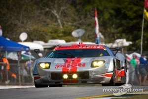 #40 Robertson Racing Doran Ford GT: Andrea Robertson, Melanie Snow, David Murry