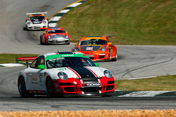 #57 Mathe Racing/Orbit Racing Porsche 911 GT3 Cup: Michael Mathe