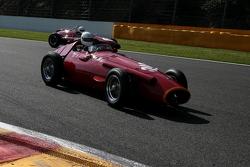 #248 Klaus Lehr, Maserati 250F CM5