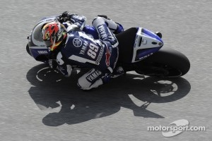 Katsuyuki Nakasuga on #89 Yamaha in 2011 Malaysian GP