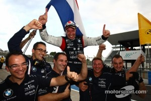 Tom Coronel, BMW 320 TC, ROAL Motorsport race winner