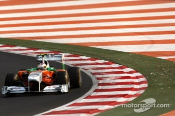 Adrian Sutil, Force India F1 Team, VJM-04