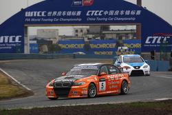 Norbert Michelisz, BMW 320 TC, Zengo-Dension Team
