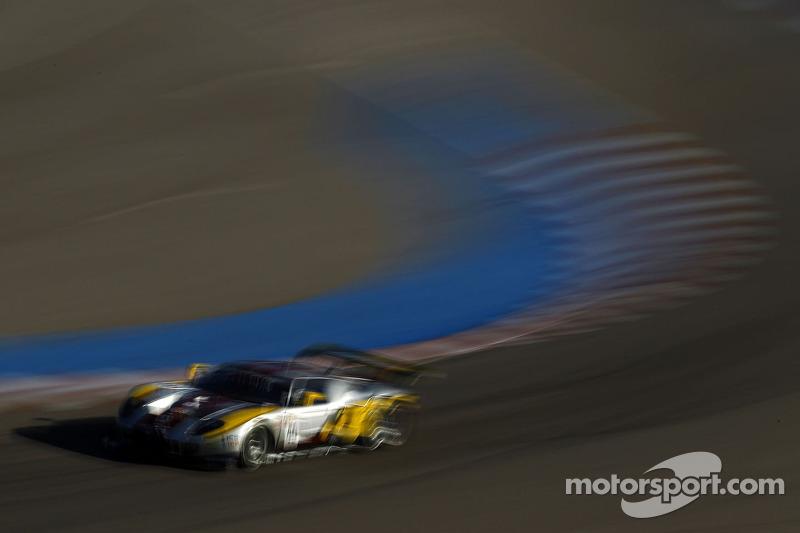 #40 Marc VDS Racing Team Ford GT Matech: Bas Leinders, Ricardo Risatti