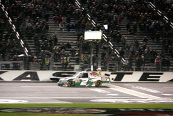White flag for Kevin Harvick