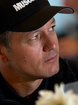 BMW Motorsport meet the press: Klaus Graf