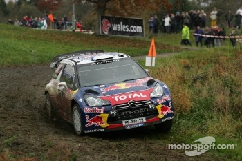 Sbastien Ogier and Julien Ingrassia, Citron DS3 WRC, Citron Total World Rally Team