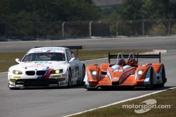 #35 Oak Racing Oak Pescarolo - Judd: Frederic Da Rocha, Patrice Lafargue, #55 BMW Motorsport BMW M3: Augusto Farfus Jr., Jorg Mller