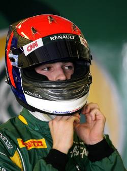 Alexander Rossi, Team Lotus