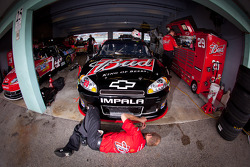 Richard Childress Racing team member at work