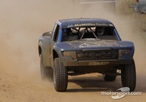 2011 Baja 1000 class winners: Andy Mcmillin and Scott McMillin