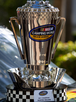 NASCAR Camping World Truck Series driver trophy