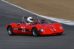 Arthur Conner  1964 Platypus Porsche SR winner of the Eifel Trophy race