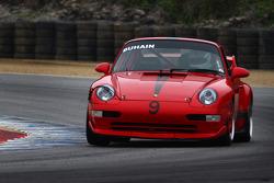 David Buhain 1998 Porsche 993 Cup