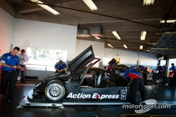 #9 Action Express Racing Chevrolet Corvette DP