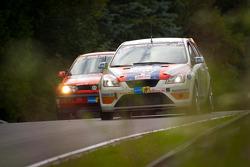 #123 Ford Focus ST: Uwe Reich, Marc Uwe Von Niesewand, Michael Lachmayer, Christian Kranenberg