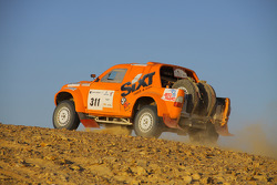 Vadim Nesterchuk, Pharoans Rally