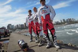 James Przygonski, Jacek Czachor and Marek Dabrowski