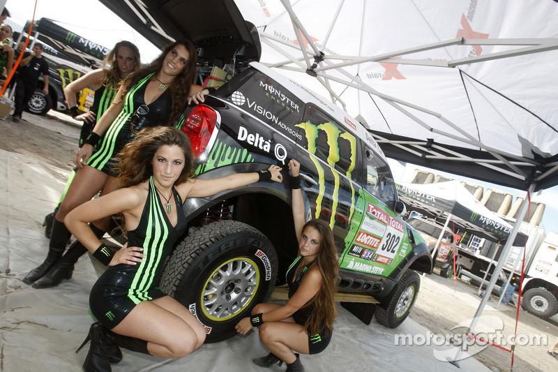 The lovely Monster girls