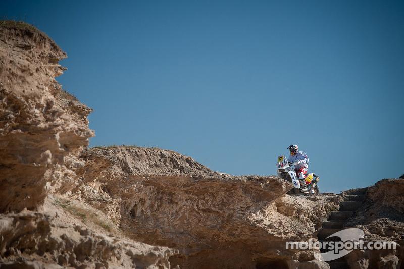 #17 KTM: Jacek Czachor
