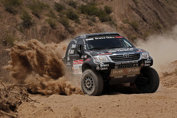 #308 Toyota: Orlando Terranova and Andy Grider