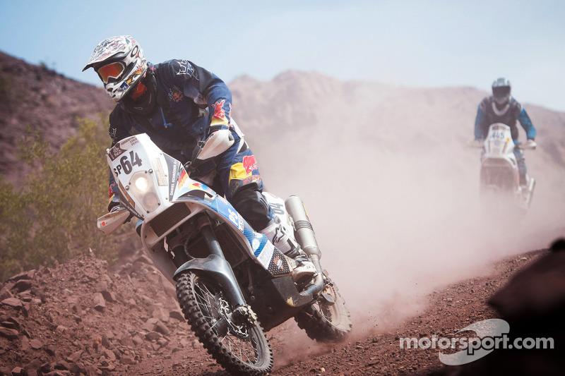#64 KTM: Daniel Schroder