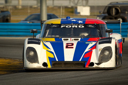 #2 Starworks Motorsport Ford Riley: Miguel Potolicchio, Maurizio Scala, EJ Viso, Allan McNish, Enzo Potolicchio