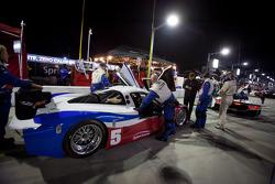 #5 Action Express Racing Chevrolet Corvette DP: David Donohue, Christian Fittipaldi, Darren Law