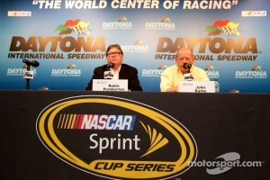 NASCAR press conference: NASCAR Vice President of Competition Robin Pemberton, NASCAR Sprint Cup Series Director John Darby