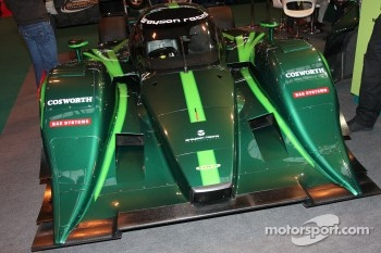 Drayson 4X2-640 Electric lola LMP1 car