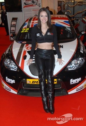 Special Tuning Racing Promo Girl