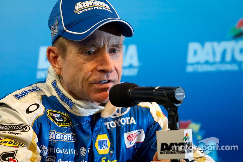 Press conference: Mark Martin, Michael Waltrip Racing Toyota