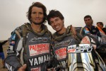 First place in Quad category Alejandro Patronelli and second place Marcos Patronelli