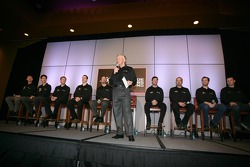 Presentation of Joe Gibbs Racing