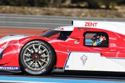 Alexander Wurz tests the Toyota Hybrid TS030