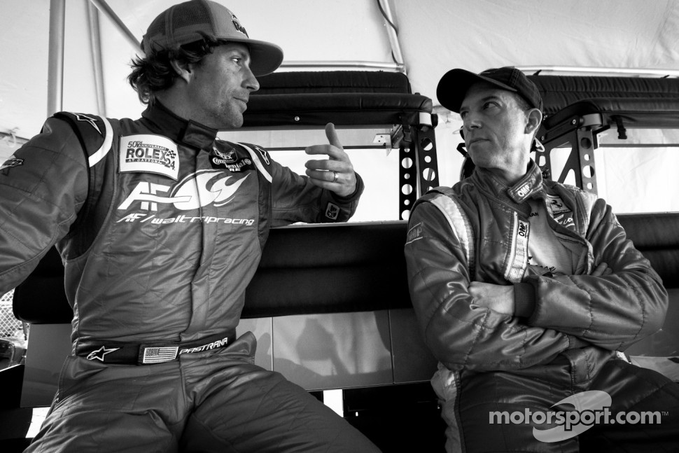Robert Kauffman and Travis Pastrana