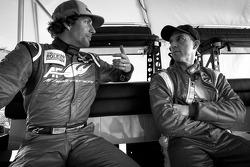 Robert Kauffman and Travis Pastrana