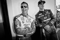 Scott Pruett and Graham Rahal