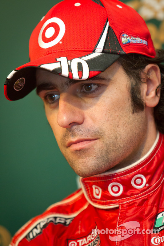 Chip Ganassi Racing press conference: Dario Franchitti