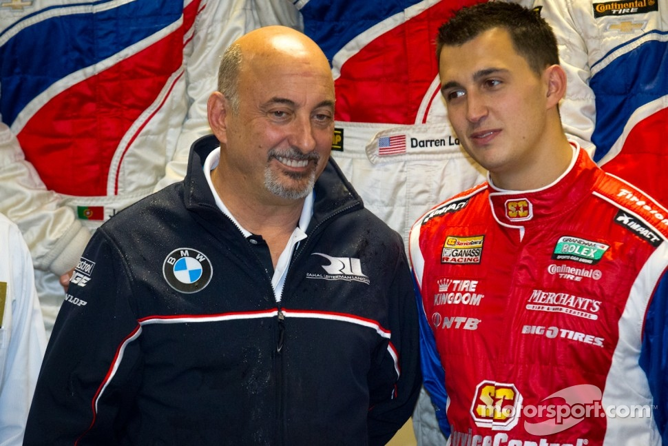 Rolex 24 At Daytona Champions photoshoot: Bobby Rahal and Graham Rahal