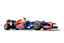 The new Red Bull RB8