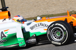 Paul di Resta, Sahara Force India Formula One Team