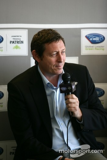 Gerad Neveu, FIA WEC CEO