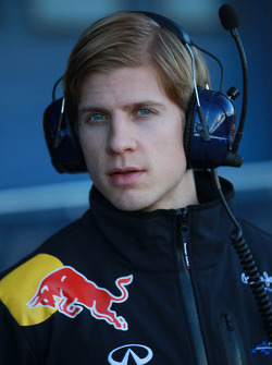 Heikki Huovinen, Red Bull Racing